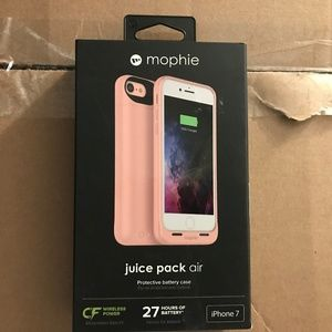 Mophie Juice Pack Air Battery Case iPhone 7/8 Rose